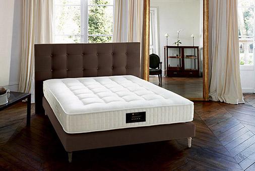 sommier treca la nina maison de la relaxation. Black Bedroom Furniture Sets. Home Design Ideas